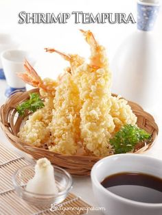 Shrimp Tempura Recipe The secret to delicious shrimp tempura isnʻt the shrimp…