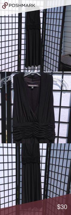 Party dress Jones wear dress size 4 NWOTN Black party dress ,black knit type material L.43 B.32 W.28? H.32 stretchy material Jones wear dress Dresses Midi