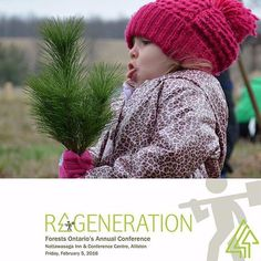 February 5th is @ForestsOntario annual conference in Alliston! This year's theme is regeneration. It's a unique opportunity for landowners forest professionals educators and those interested in the health of our forests to connect. Register today at their website! #forestry #forestryfriday #regeneration #conference #alliston #landowners #trees #treeplanting #OntarioWood #farmers