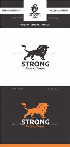 Lion  - Animals Logo Templates Download here : http://graphicriver.net/item/lion-/15710515?s_rank=221&ref=Al-fatih