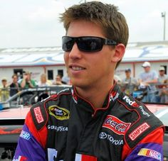 """Championship contender Denny Hamlin said he felt dizzy and had his """"bell rung"""" after a hard crash during full-field testing Thursday at Kansas Speedway."""