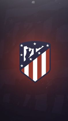Team Wallpaper, Iphone 6 Plus Wallpaper, Football Wallpaper, Atletico Madrid Logo, Arsenal Wallpapers, Soccer Post, Madrid Football Club, Antoine Griezmann, European Football
