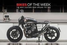 Custom Bikes Of The Week: 17 September 2017