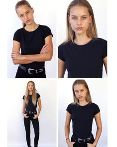 Chase Carter || IMG Models (S/S 2017 Polaroids/Digitals)