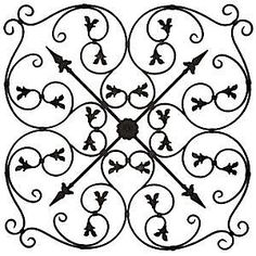 Whether you're looking for outdoor metal wall art or interior wrought iron wall decor, Iron Accents has you covered. Explore our beautiful selection of wrought iron wall decor and much more. Wrought Iron Wall Decor, Metal Wall Decor, Outdoor Metal Wall Art, Outdoor Art, Outdoor Decor, Art Mural En Fer, Style Floral, Grill Door Design, Medallion Wall Decor