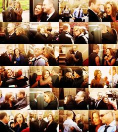 christopher meloni and mariska hargitay behind the scenes