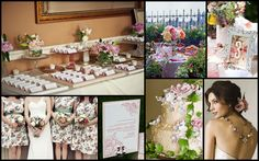 thinking about having a garden party themed wedding...hmm