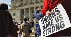 Five Things You're Missing Out On By Not Joining A Union