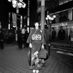 Shinjuku, Tokyo (by @Shinya Arimoto)