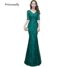 a810a04655d Cheap evening dress Buy Quality formal evening gowns directly from China  vestido longo Suppliers  Robe de Soiree Longue Real Kaftan Dubai Black half  Sleeve ...