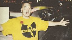 Listen To Rare Eminem Freestyle From 1997