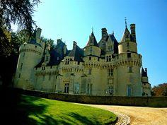 Château d'Ussé, France