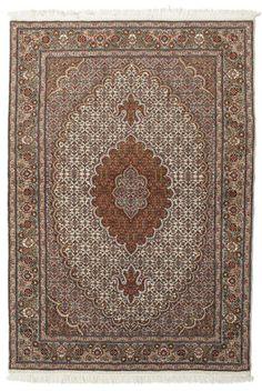 Tabriz 50 Raj silkillä-matto 107x155