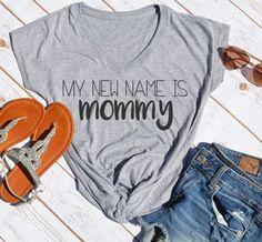 Cute mommy t-shirt!