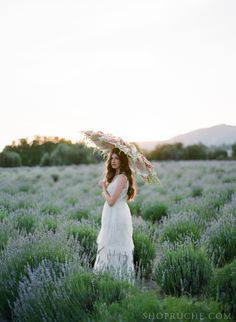 Lace & Lavender: Astrid #bridal gown