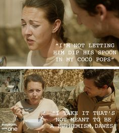 This week was amazing! I can't wait for next week! But I'm scared something bad is going to happen! Our Girl Cast, Our Girl Bbc, Tv Quotes, Girl Quotes, Movie Quotes, Ben Aldridge Wife, Elvis Our Girl, Best Tv Shows, Movies And Tv Shows