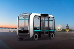 Olli, bus a guida autonoma con intelligenza artificiale Ibm Watson
