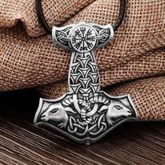 Heidrun Amulet NorseWarriors.com 15.99$ with FREE Worldwide Shipping If You Like it Share it !