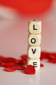 #LOVE #hearts #letters