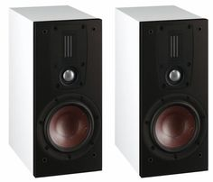 Built for shelf or stand mounting in a small to medium sized room, the Dali IKON 1 MK2 bookshelf speakers are equally suited for compact stereo set-ups or as front/rear speakers in a complete surround sound set up.