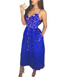 217cf718b6d Υπέροχο φόρεμα απο εντυπωσιακή crochet δαντέλα με nude φόδρα Μέσατο σε  Α-γραμμη μηκος κάτω