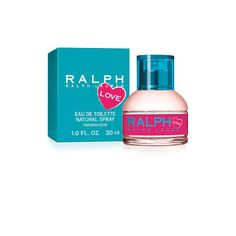 Ralph Lauren Ralph Love Ralph Love 1 Oz. Edt Spray ($42) ❤ liked on Polyvore featuring beauty products, fragrance, ralph lauren fragrances, ralph lauren and ralph lauren perfume