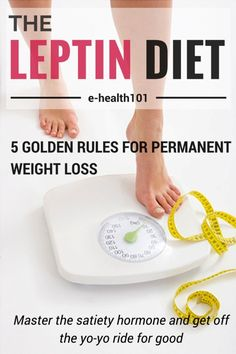5 Golden Rules for Permanent Weight Loss