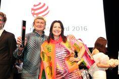 Na scenie w Aalto-Theater w Essen, 4 lipca 2016 roku odbyła się uroczysta gala wręczenia tegorocznych nagród Red Dot: Product Design. Nagrodę odebrtał m.in. Mac Stopa.