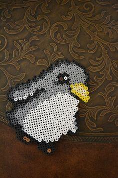 Perler bead Penguin