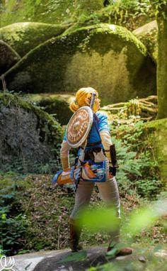 Legend of Zelda Link Cosplay, Epic Cosplay, Male Cosplay, Amazing Cosplay, Cosplay Outfits, Cosplay Costumes, Zelda Dress, Master Sword, Ordinary Girls