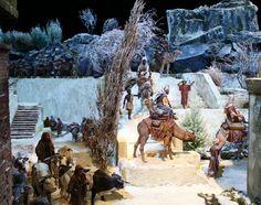 Reyes Magos del Belén del Ayuntamiento de Madrid en Navidad 2011 - 2012