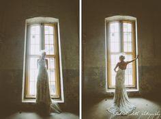 Window Light! http://julietelizabethblog.com/cory-editorial-style-bridal-portraits/