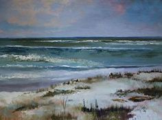Beach by Amy Whitehouse in the FASO Daily Art Show