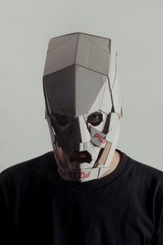 Masks, 2012 by Jozef Mrva