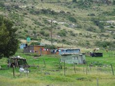 Farm workers settlement. Free State, Dolores Park, Cabin, Orange, House Styles, Travel, Viajes, Cabins, Destinations
