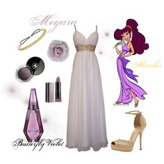 Disney Hercules inspired outfit.