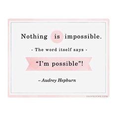 My Favorite Quote! ♡ Pinterest : ღ Kayla ღ