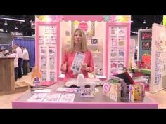 New Framelits with Stamp Sets by Stephanie Barnard for Sizzix - CHA 2015 Video