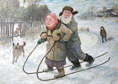 художника Леонида Баранова - Поиск в Google