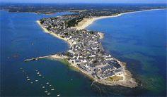 Ile Tudy Bretagne, France