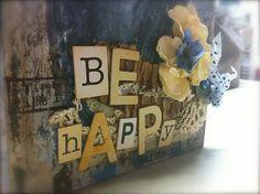 Be happy.....