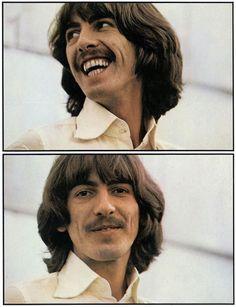 Georgie so cute Beatles Love, Les Beatles, Beatles Photos, John Lennon Beatles, George Harrison, Great Bands, Cool Bands, Sea Wallpaper, The Quiet Ones