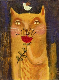 Julia Grigorieva: Cat Don Juan