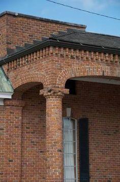 Image result for building a brick column