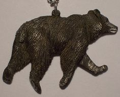 New Design for my Bear Line...........Grizzly by McCloud9Jewelry