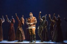 Review: A 'Fiddler on the Roof' Revival With an Echo of Modernity: This musical about a Jewish milkman honors the spirit of the 1964 original and includes scenes of beleaguered townspeople that look familiar today.