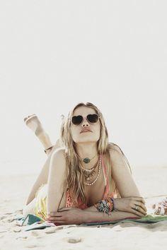 summer boho  heart shades ♥