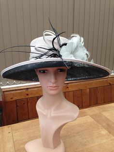 8057ce5ee6a7a Hawkins Collection Sinamay Women s Formal Hats