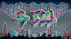 Wip this saturday evening #rainyday #create #graphics #design #art #chicago #graffiti #streetart #digital #spraypaint #create #trippy #surreal #style #fashion #instamood #instagraff #byou #free your #wild #mind #logo #media #gasmask #dank #instagood #draw #tagsforlikes #skyscraper #city