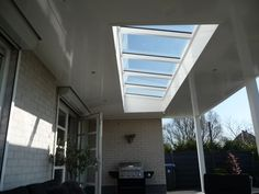 Foto's verandas terrasoverkappingen lichtstraten
